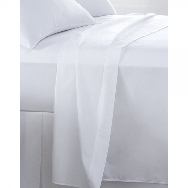 "TC300 Egyptian Cotton Rich 80/20 Extra Deep 16"" Fitted Sheets Plain Sateen"